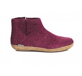 Boot Cranberry