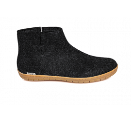 Boot Charcoal Rubber