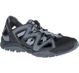 Tetrex Crest Wrap Black Water Sandal