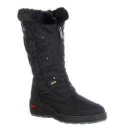 Louisa Black Winter Boot