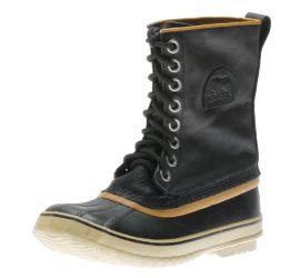1964 Premium CVS Black Winter Boot