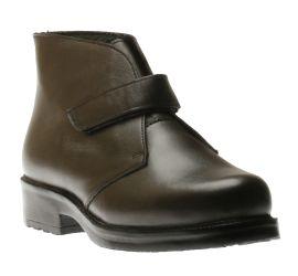Boot Velcro Brown
