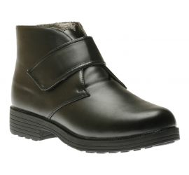 Black Lined Boots