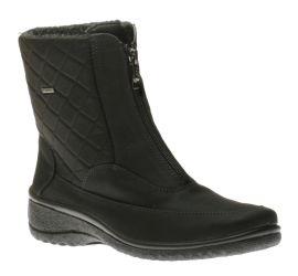 Maeko Black Winter Boot