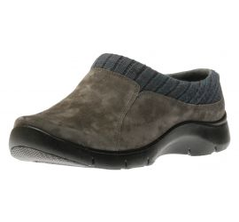 Emily Charcoal Suede
