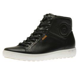 Soft 7 W Black