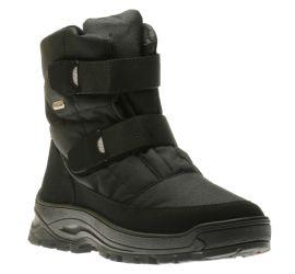 Austin Black Winter Boot
