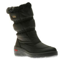 Snowcap 2 Black Winter Boot
