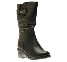 Ladies Black Boots