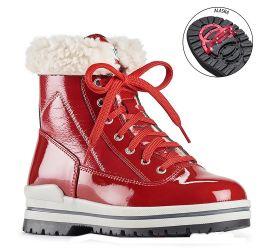 Rimini OC Lace Red
