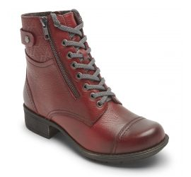 Alessia Bethany 2 Red Boot