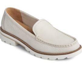 AO Lug Loafer Ivory