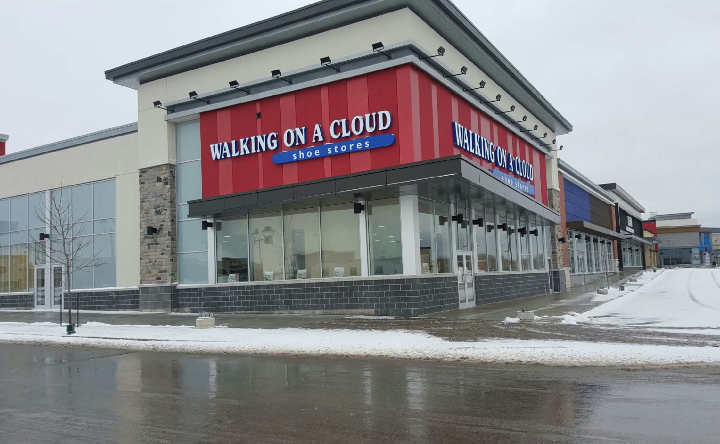 Walking On A Cloud - Park Place - Barrie