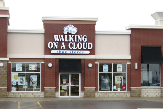 Walking on a Cloud Aurora SmartCentre