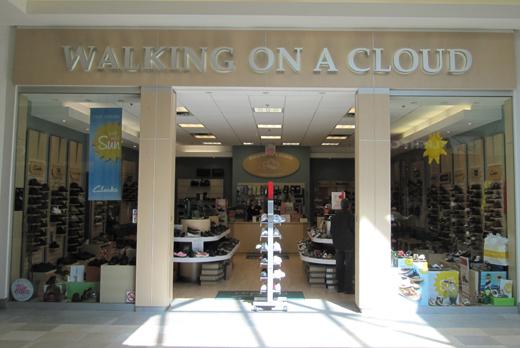 Walking on a Cloud Georgian Mall