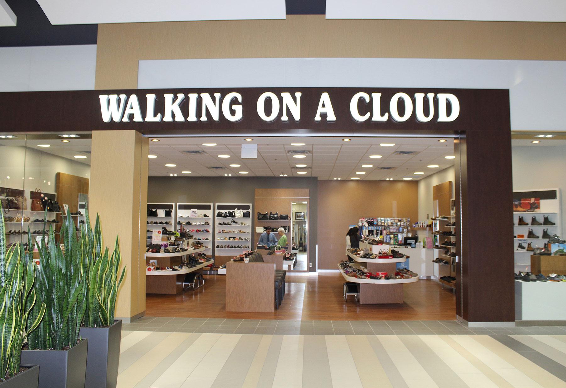 Walking on a Cloud Georgetown Market Place