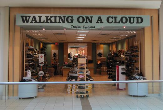 Walking on a Cloud Upper Canada Mall