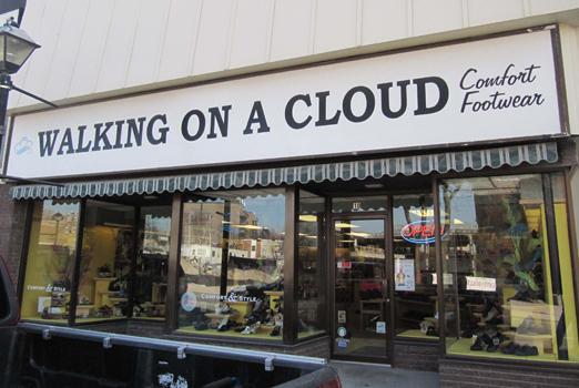 Walking on a Cloud Orillia