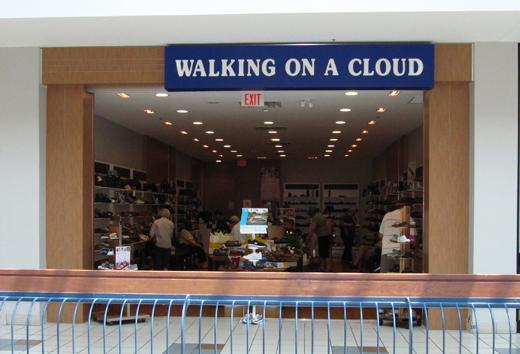 Walking on a Cloud Oshawa Centre